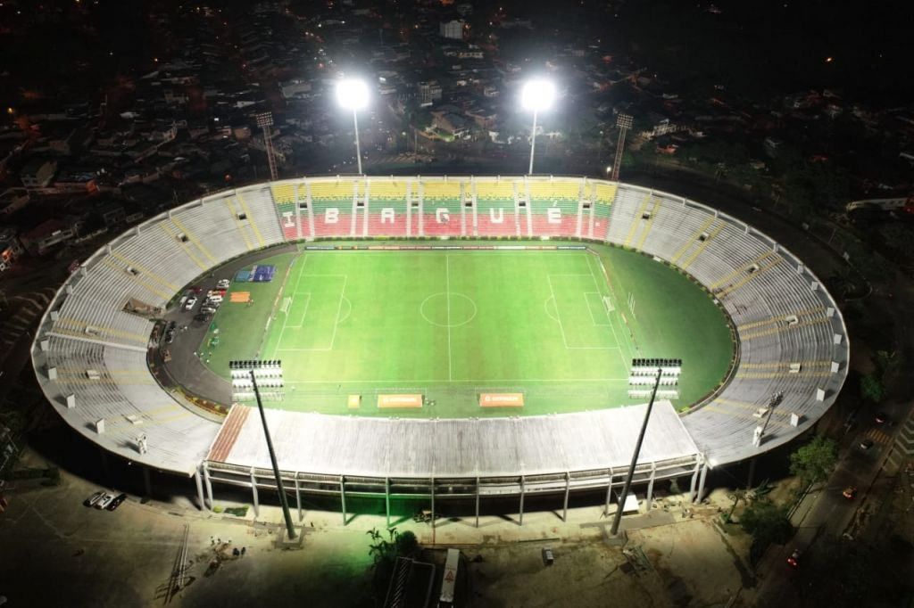 No hubo sobrecostos en obras del Estadio en Ibagué: CGR