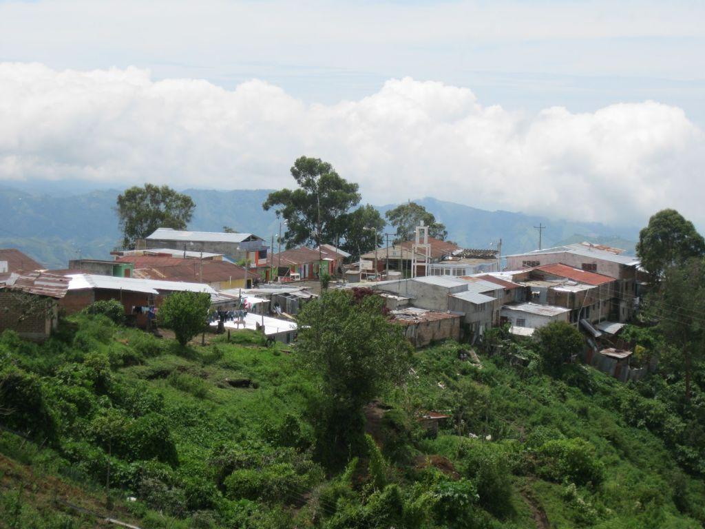 Las casas en San Juan de la China, se mejorarán