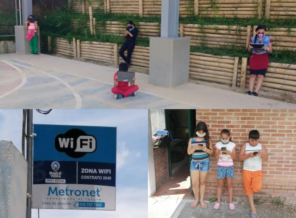 Internet gratis para zona rural de Ibagué