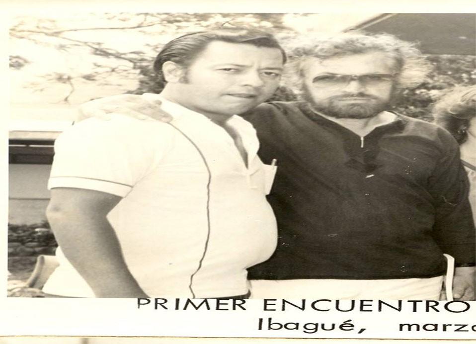 Falleció uno de los Tolimenses grandes del arte en Colombia, su historia escrita por uno de sus mejores Amigos