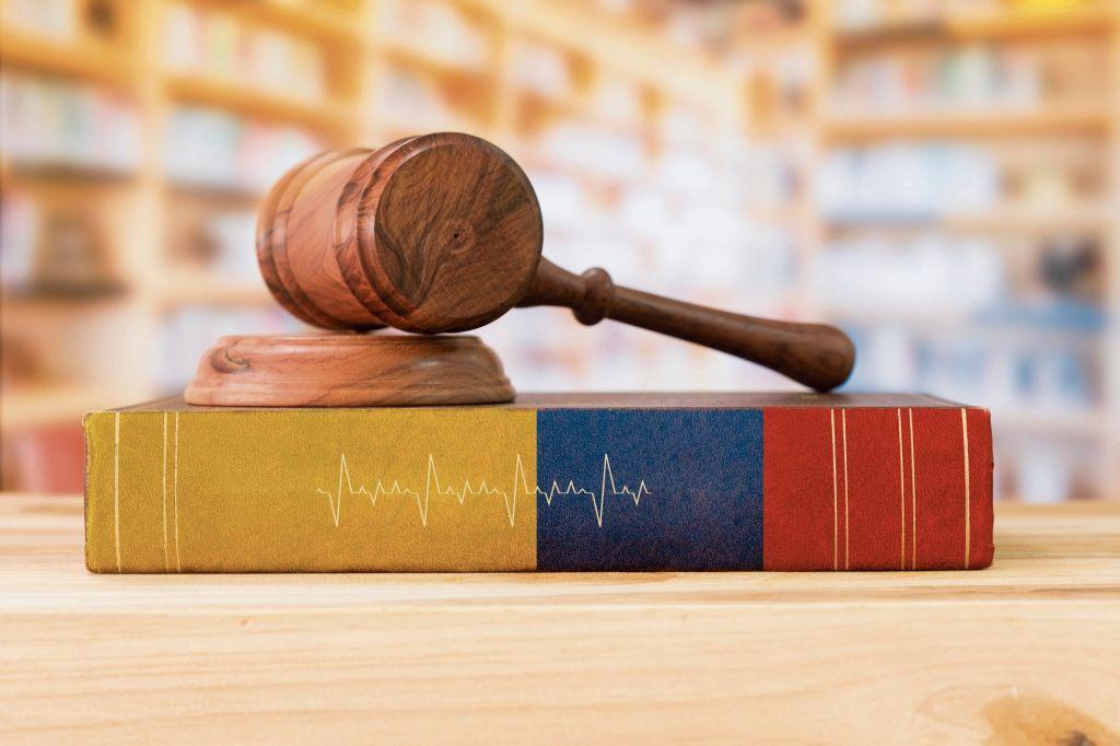 Junta directiva del colegio nacional de abogados, capítulo Tolima