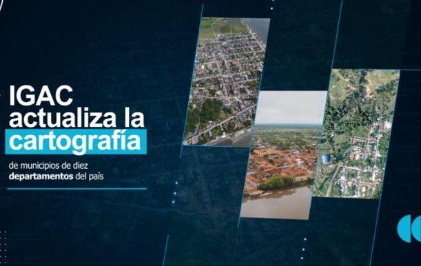 IGAC actualizará cartografía en  zona sur del Tolima.