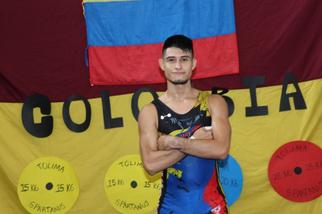 Pesista tolimense logró 4 medallas de oro en torneo internacional