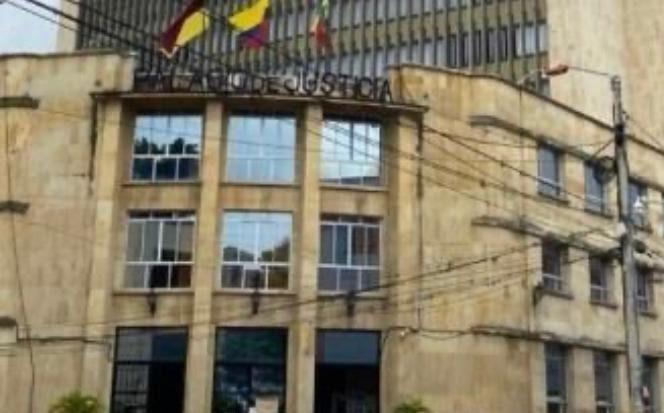 Los nuevos casos de covid-19  en el palacio de Justicia de Ibagué