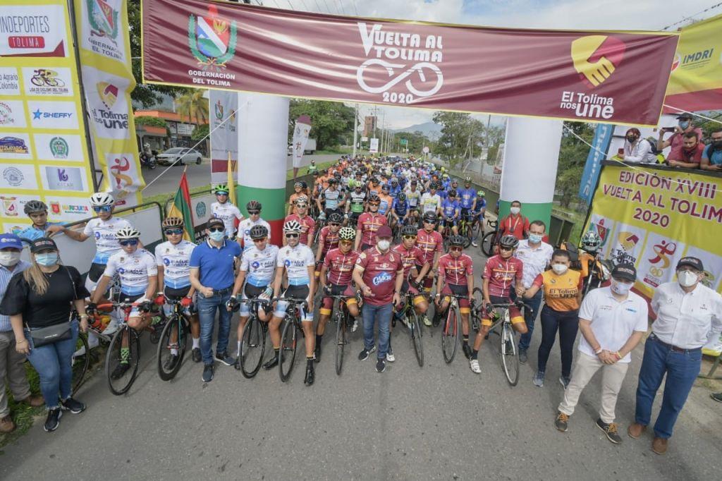 En la vuelta al Tolima ganará más RCN que los ciclistas