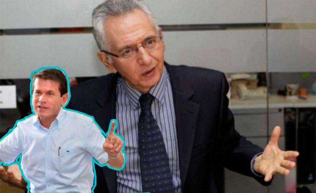 Exalcalde Jaramillo encarna la guacharaca: Alfredo Bocanegra
