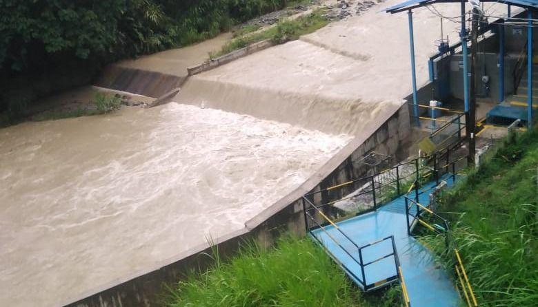 Ibal anuncia racionamiento por turbiedad en Río Combeima