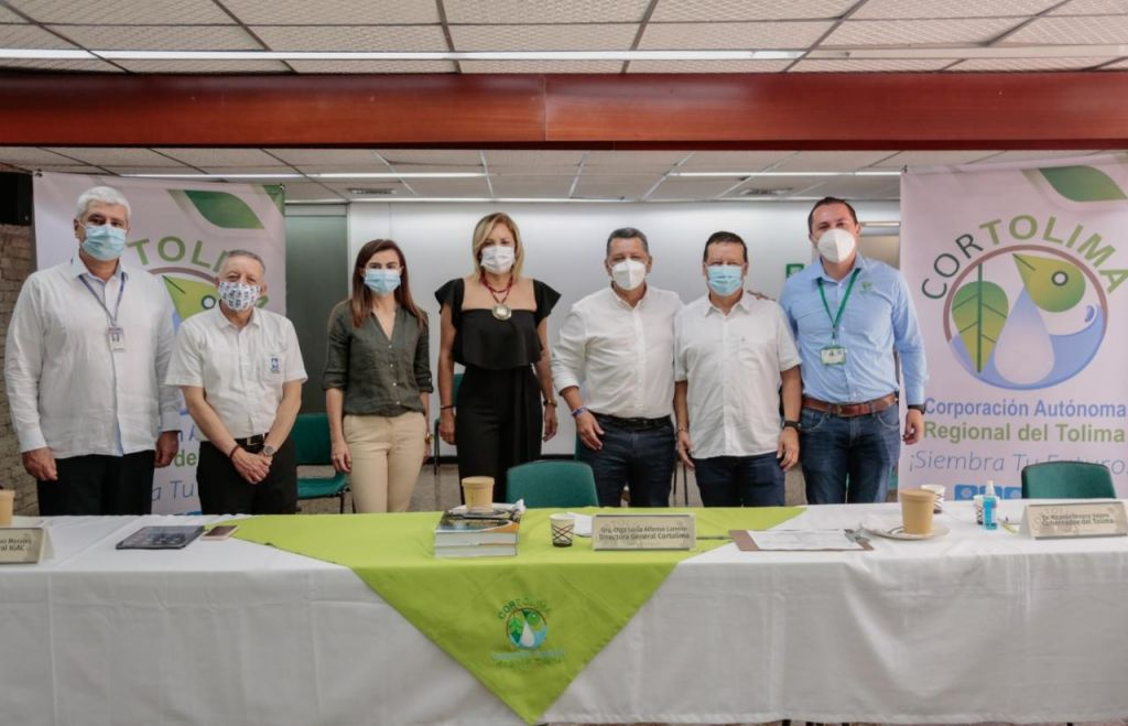 Amoyá es la primera cuenca del Tolima en tener estudios detallados de sus suelos