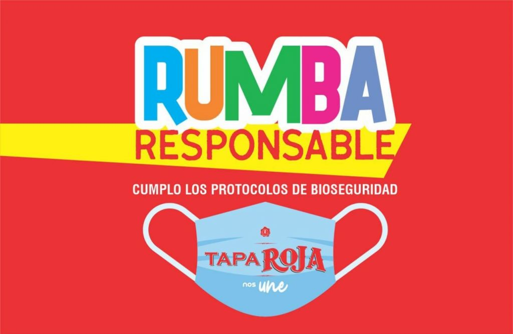 """""""Soy Rumba Responsable"""" La campaña de la Fábrica de Licores del Tolima para impulsar el autocuidado."""