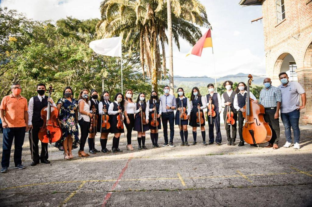 Educando jóvenes para recuperar título de ciudad musical