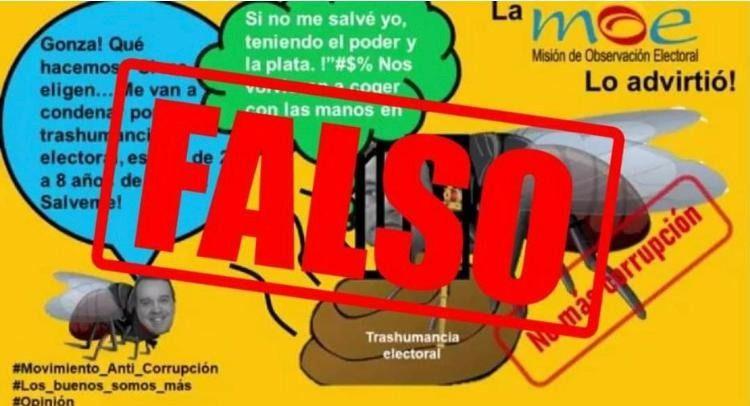 MOE denuncia guerra sucia en campaña electoral del valle de San Juan