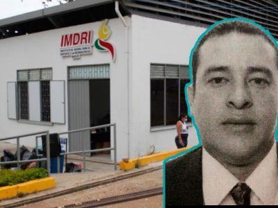 Extesorero del IMDRI se giro 33 millones a sus cuentas