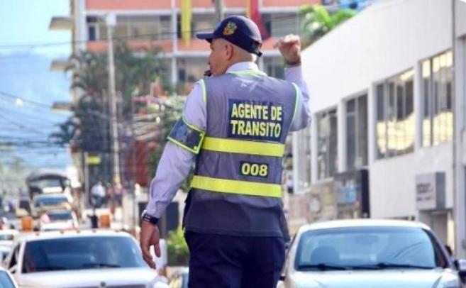 11 años de inhabilidad para agente de tránsito de Ibagué: Procuraduría