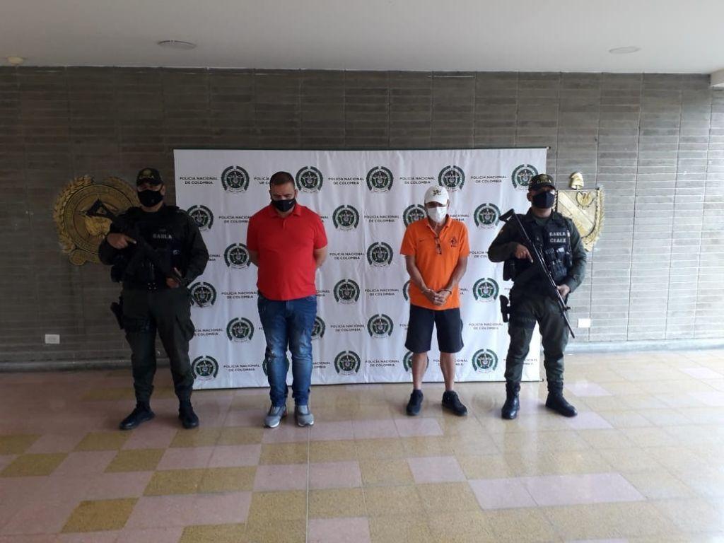 A la cárcel policía y docente por extorsionar alcaldesa de Falán