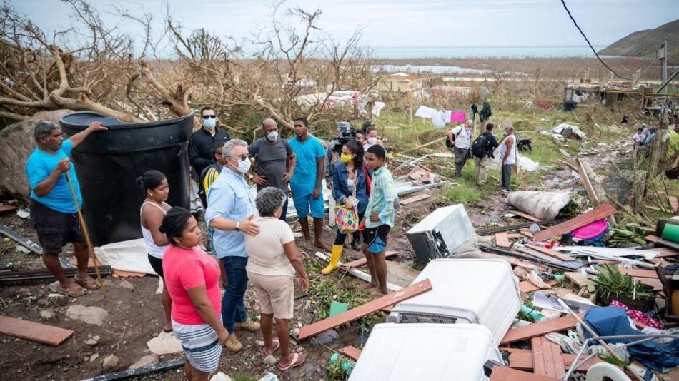 Ojo en Ibagué están robando a nombre de la tragedia de San Andrés