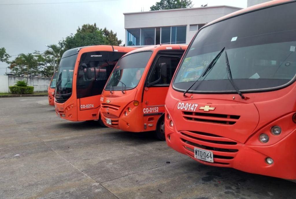 Transporte público en Ibagué tendrá horario especial hoy sábado