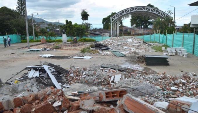 Ibagué se quedó sin infraestructura educativa