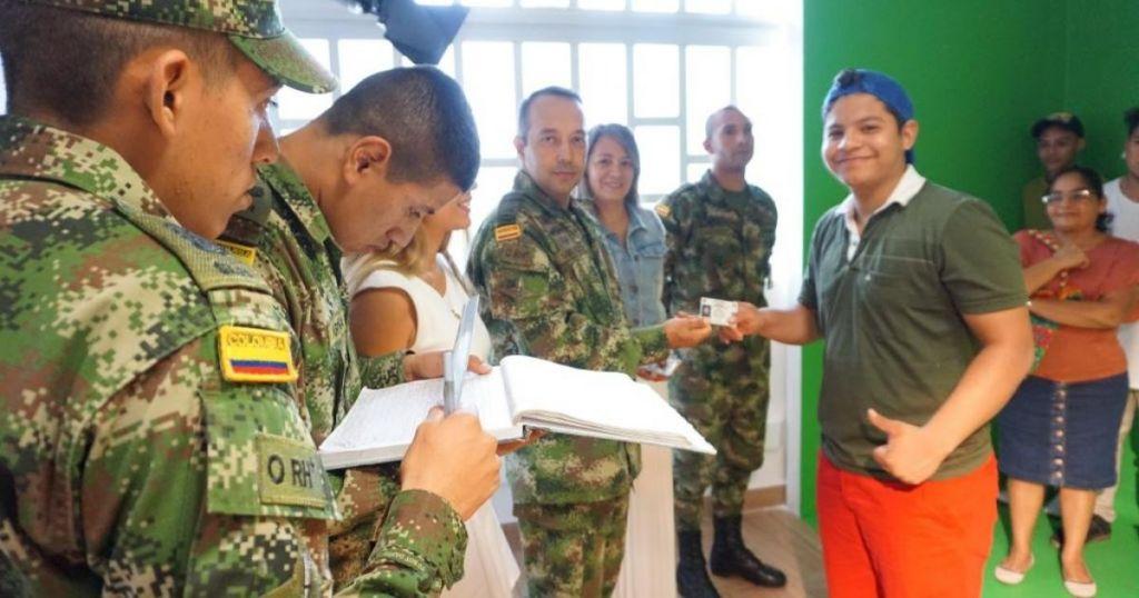 Jóvenes remisos último llamado para solucionar su situación militar