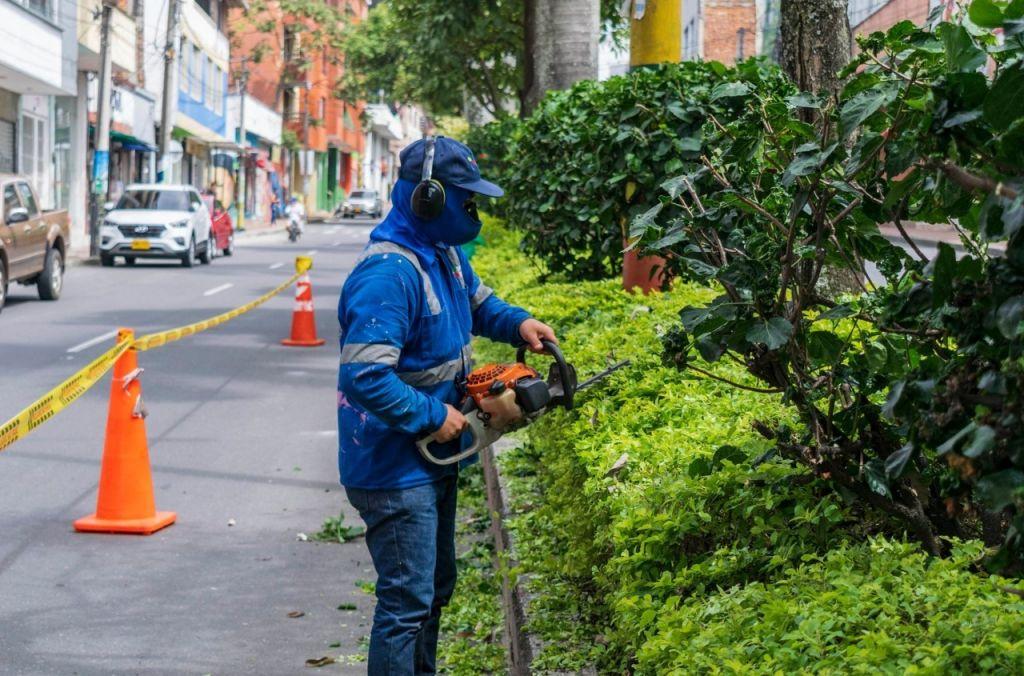 700 parques y zonas verdes intervenidas en Ibagué