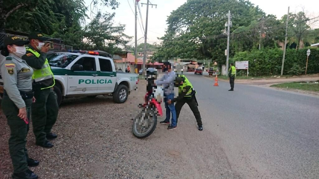 13 personas han sido detenidas en el Tolima en los primeros días de diciembre