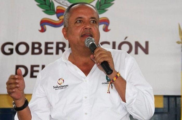 Esta mañana en Bogotá fue imputado exgobernador Barreto
