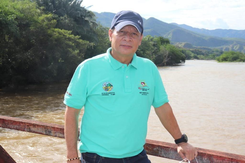 Alcalde de Chaparral dio positivo para covid-19