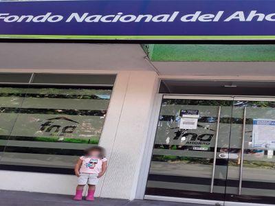 Fondo Nacional del Ahorro, no le permite entrada a menores