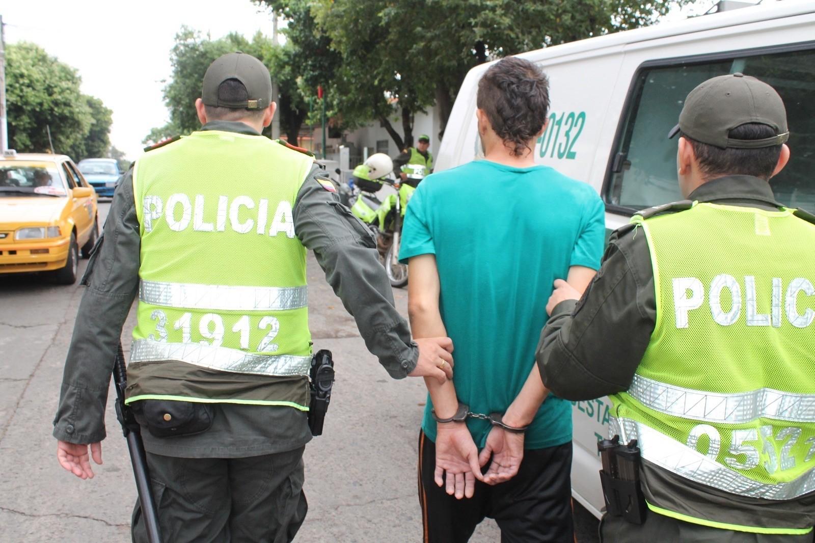 Capturan a tres peligrosos delincuentes en plenas elecciones