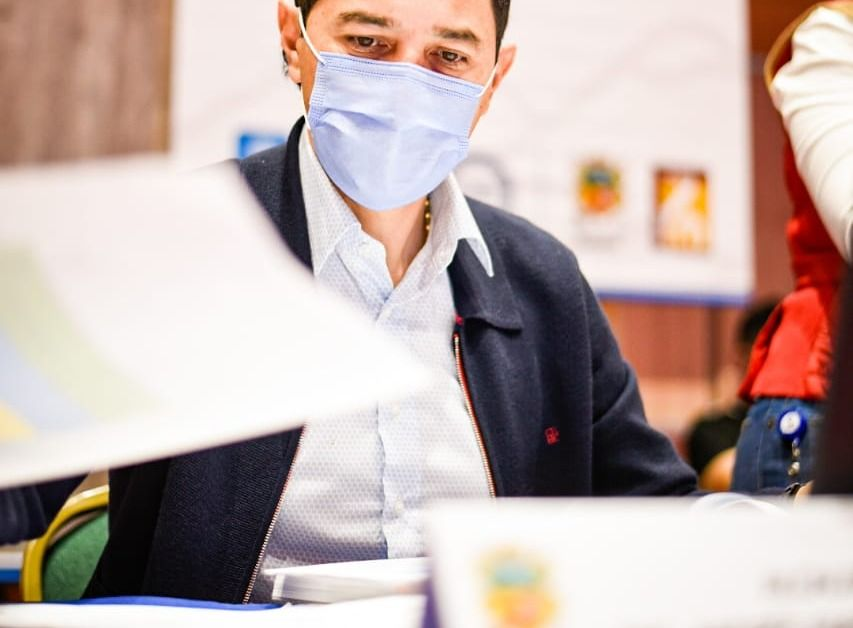 4 mil millones pagará Hurtado en logística para vacunar a ibaguereños