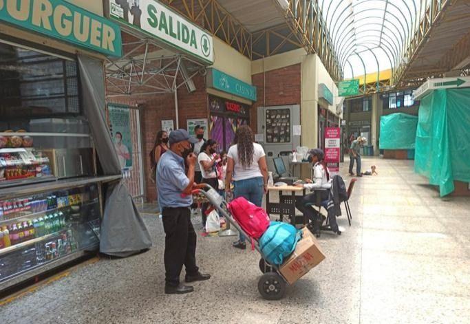 Incalculables perdidas reporta el transporte intermunicipal en el Tolima.