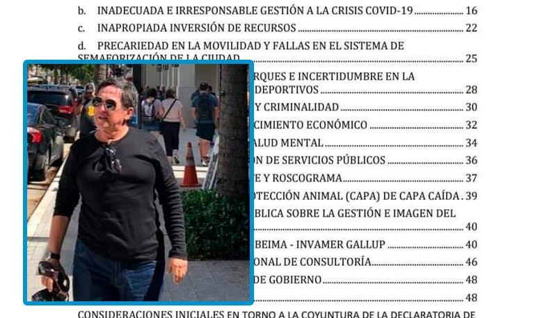 """""""Ni pies, ni cabeza, tiene la revocatoria contra Hurtado"""": Abogado"""