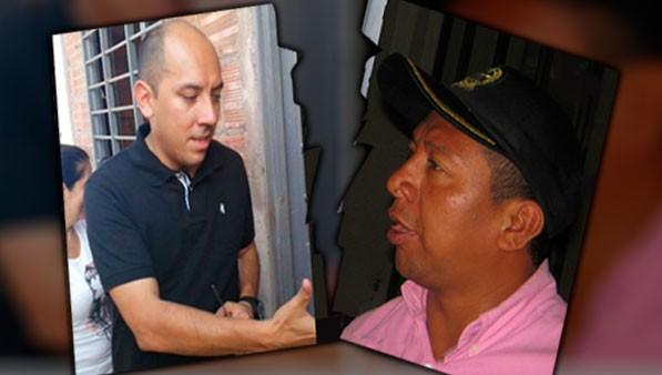 """El """"Choco"""", barrió el piso con el Alcalde de Rovira, lo acusa de tener candidato propio para reemplazarlo"""