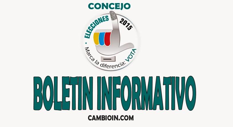 Resultados de las elecciones para concejo de Ibagué