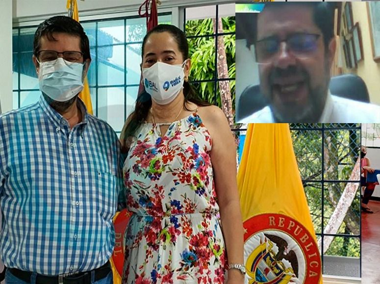 Empleado del alcalde Hurtado, acusado de corrupción