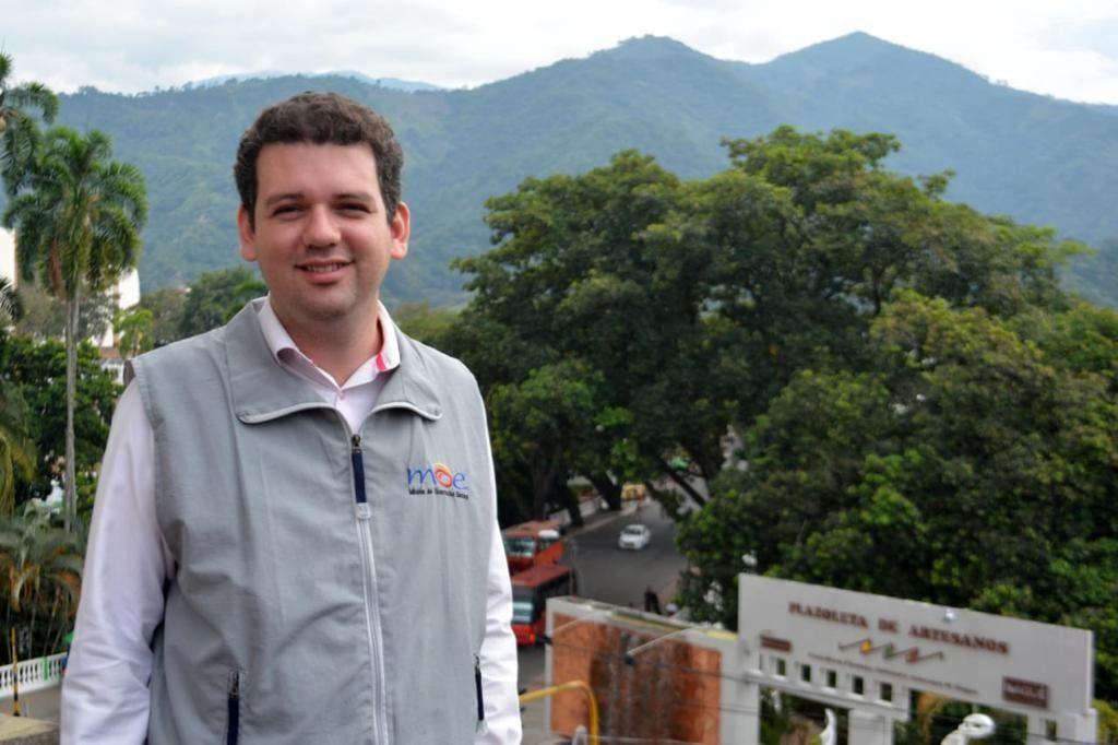 MOE Tolima pidió al CNE investigar campaña de desprestigio en contra de la revocatoria del Alcalde de Ibagué.