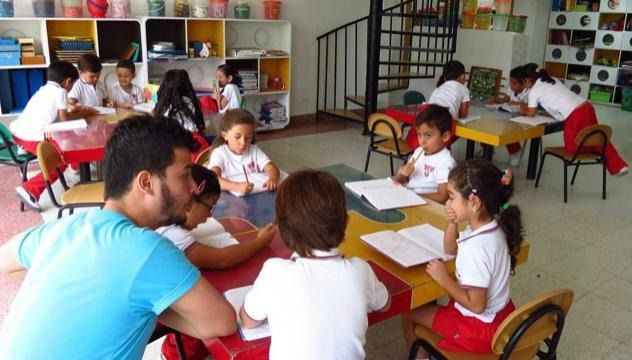 Listos colegios oficiales que inician con alternancia en Ibagué