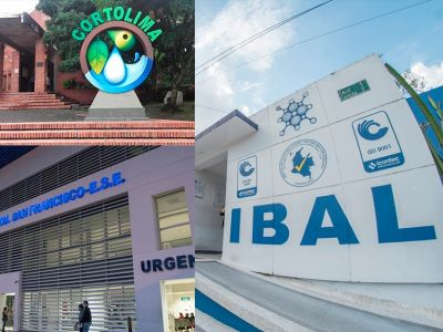 Licitaciones chaleco se repiten en USI, IBAL y Cortolima