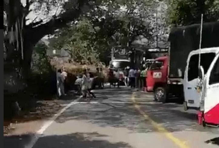 Transportadores bloquearán de nuevo la vía al Líbano por el cobro del nuevo peaje
