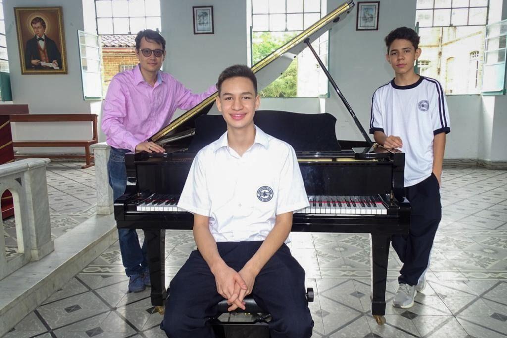El conservatorio capacita músicos de exportación