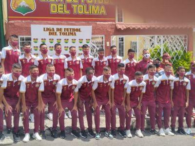 Lista selección Tolima sub 13 de fútbol, para el nacional