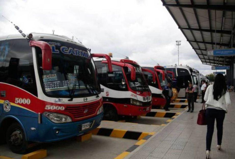 Restringen movilidad de buses intermunicipales en Ibagué