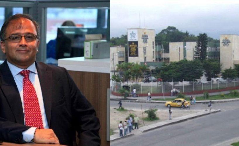 Presidente de la CCI, quiere volver al SENA de donde lo echaron