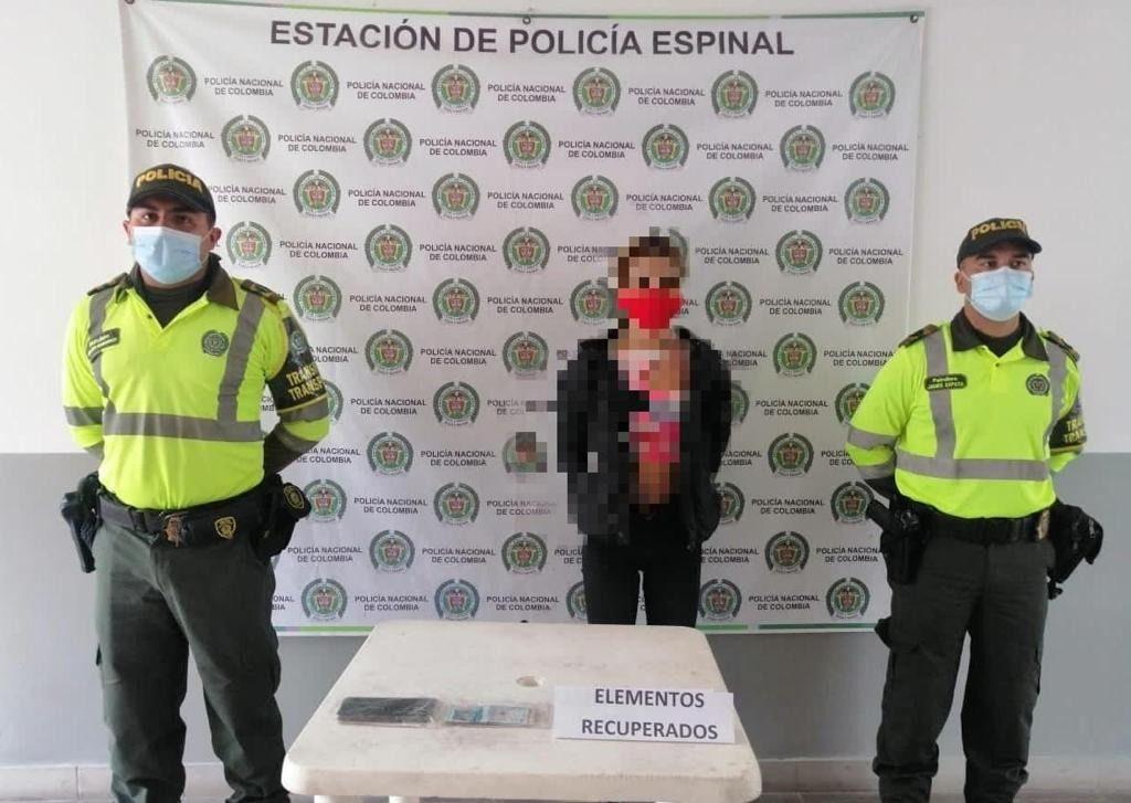 Capturan delincuente internacional en Chicoral