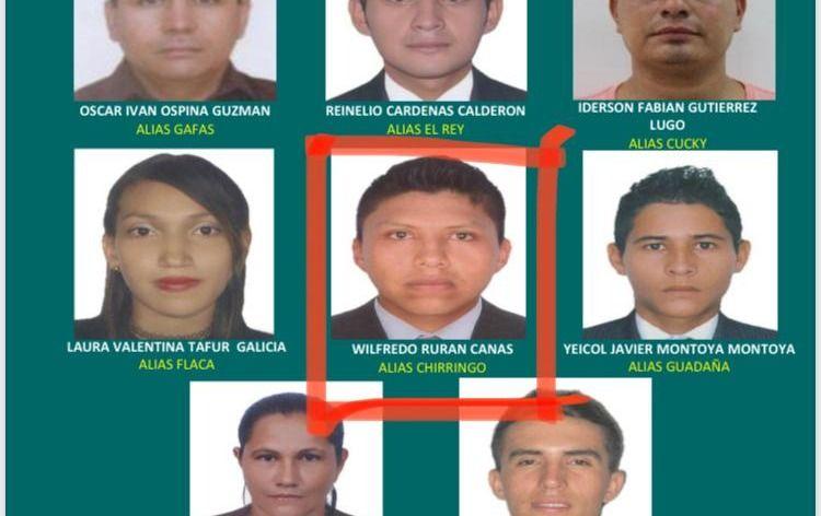 En Prado se escondía uno de los delincuentes más buscados
