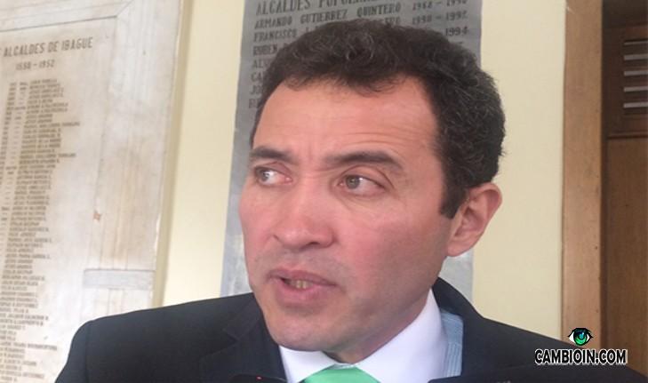 Negro final tendrá alcaldía de Ibagué, dice contralor