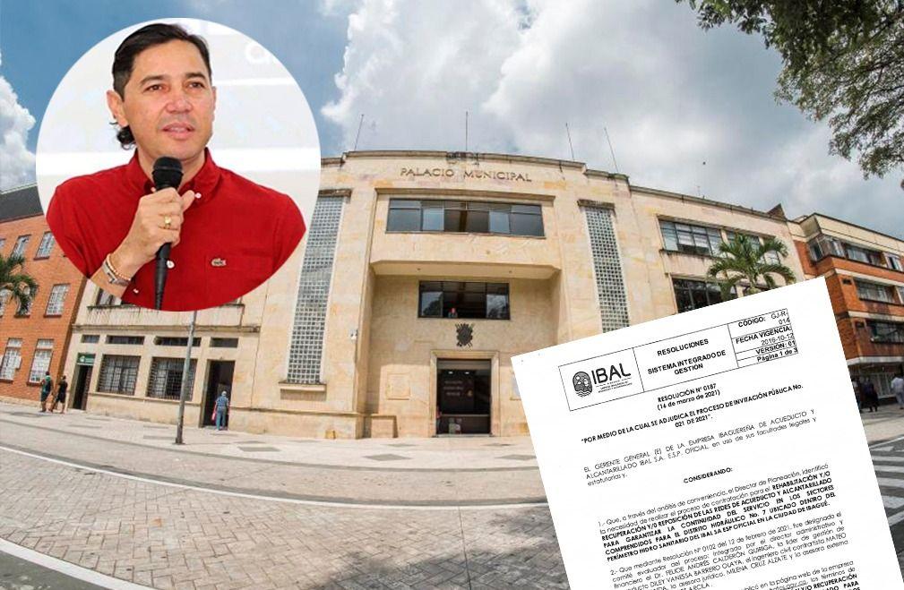 IBAL alarga proceso licitatorio para beneficiar proponente