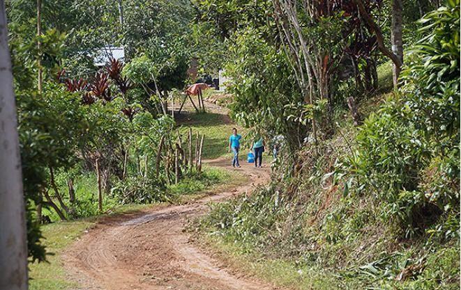 Panfleto de las FARC, amenaza de muerte a residentes de Ataco