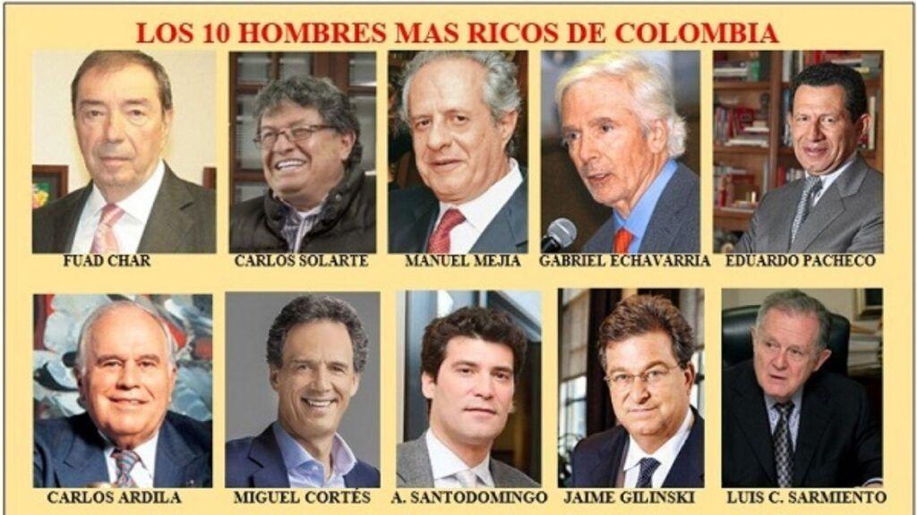 En Colombia ricos acapararon todas las ayudas del gobierno