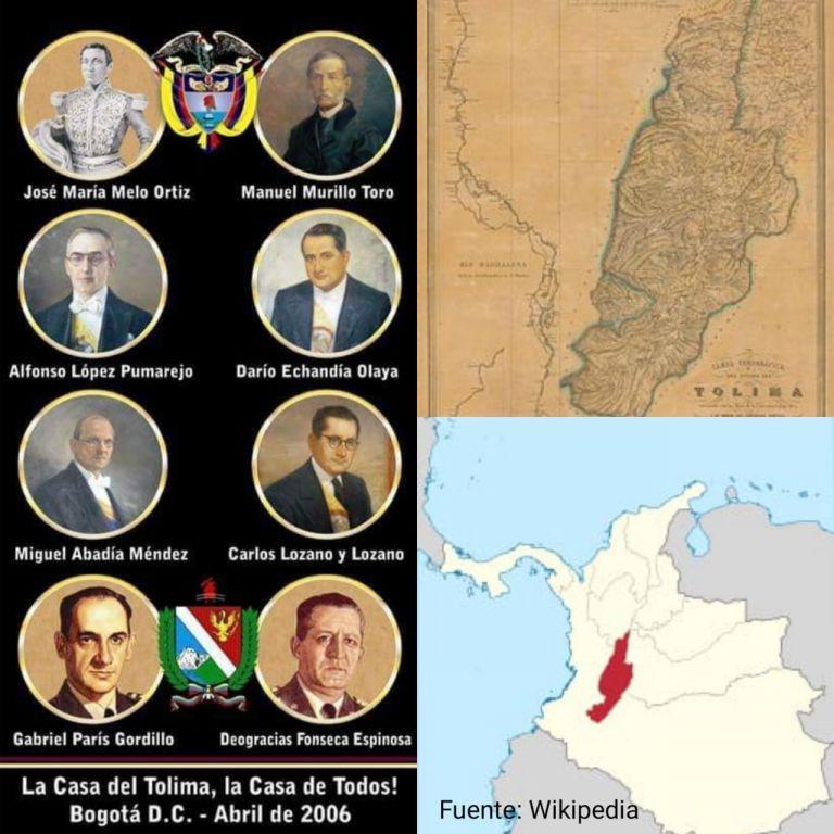 Hoy cumple años el Tolima, el mejor vividero del mundo: por Jorge A Cabrera