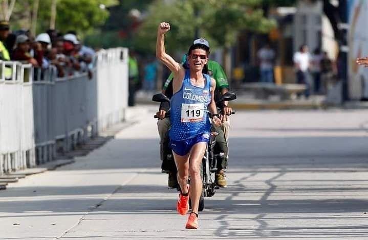 Tolimense compitió y ganó cupo para Olímpicos de Tokio